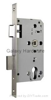 Mortise Lock, Entrance Function Lock, 6072E 1