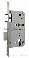 Mortise Lock, Entrance F