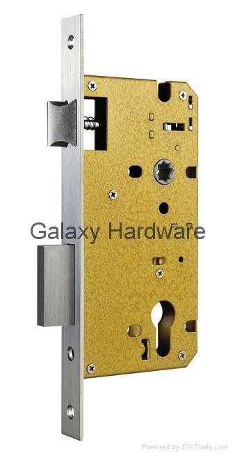 Door Lock, Mortise Sash Lock, 6085E 1