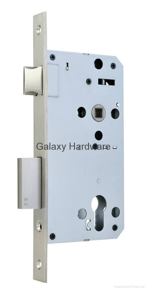 Door Lock, Mortise Sash Lock, 6085E 2