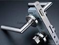 Mortise Lock, Mortise Sash Lock, Panic, P6072