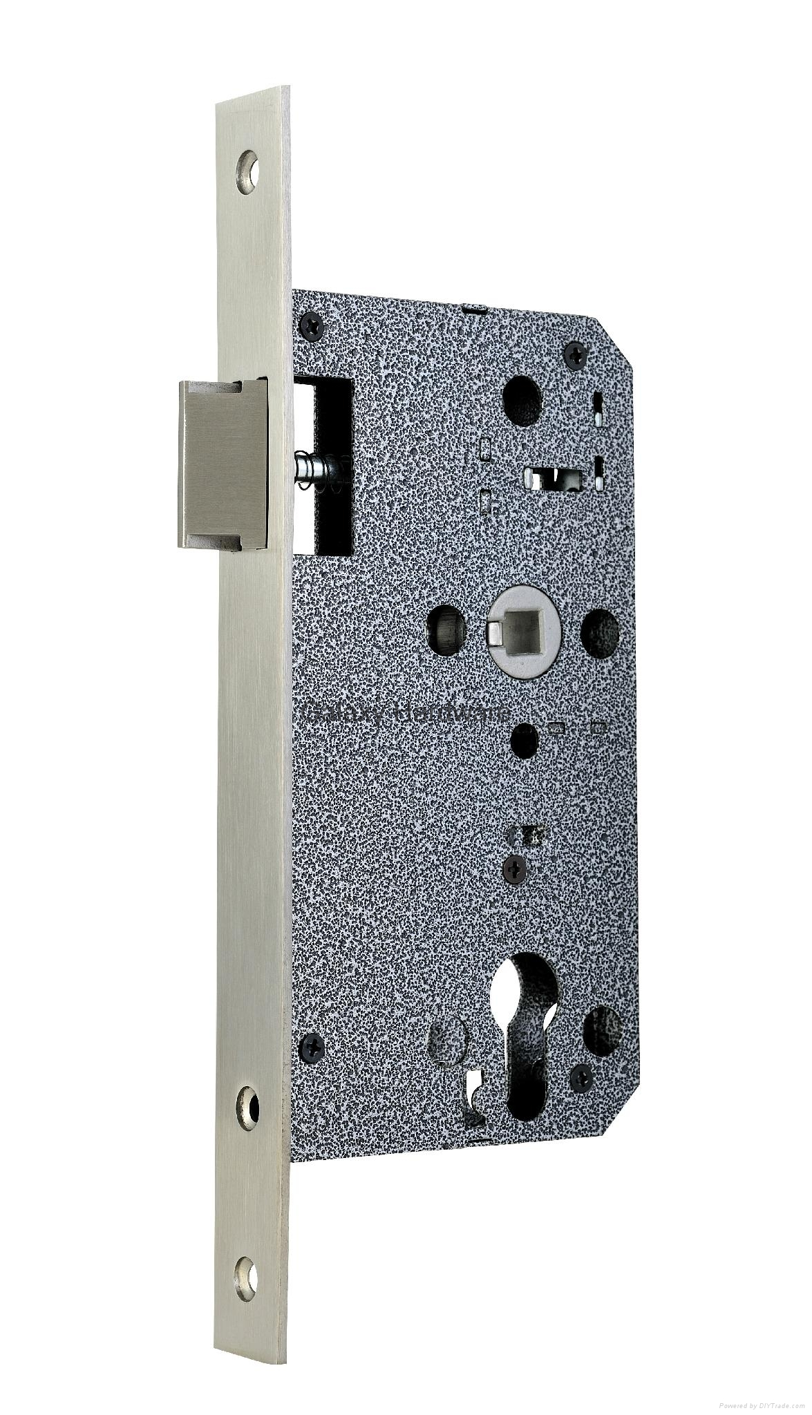 Mortise Lock, Latch Lock, 6072P 1