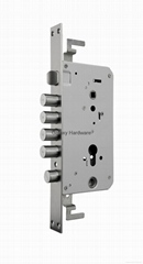 Mortise Heavy Duty Sash Lock, Anti-Thief P6085E-E