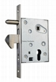 Hook Bolt Lock for Sliding Doors,  6072HK 1