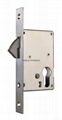 Hook Lock for Sliding Doors, Single Hook, S Type
