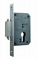 Hook Lock for Sliding Doors, Double- Hook, Item: D40HK