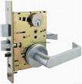 UL ANSI Standard Lock, American Mortise