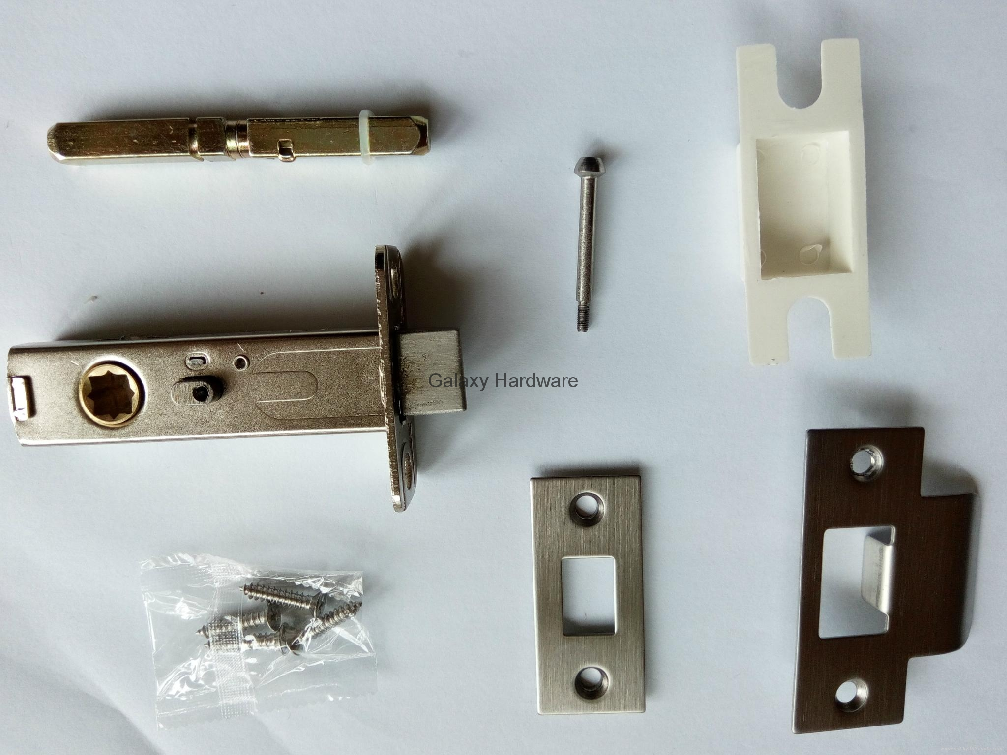 Latch Lock for Access Panel