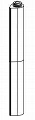 焊接铰链,水滴型,水滴形铰链,焊接门铰