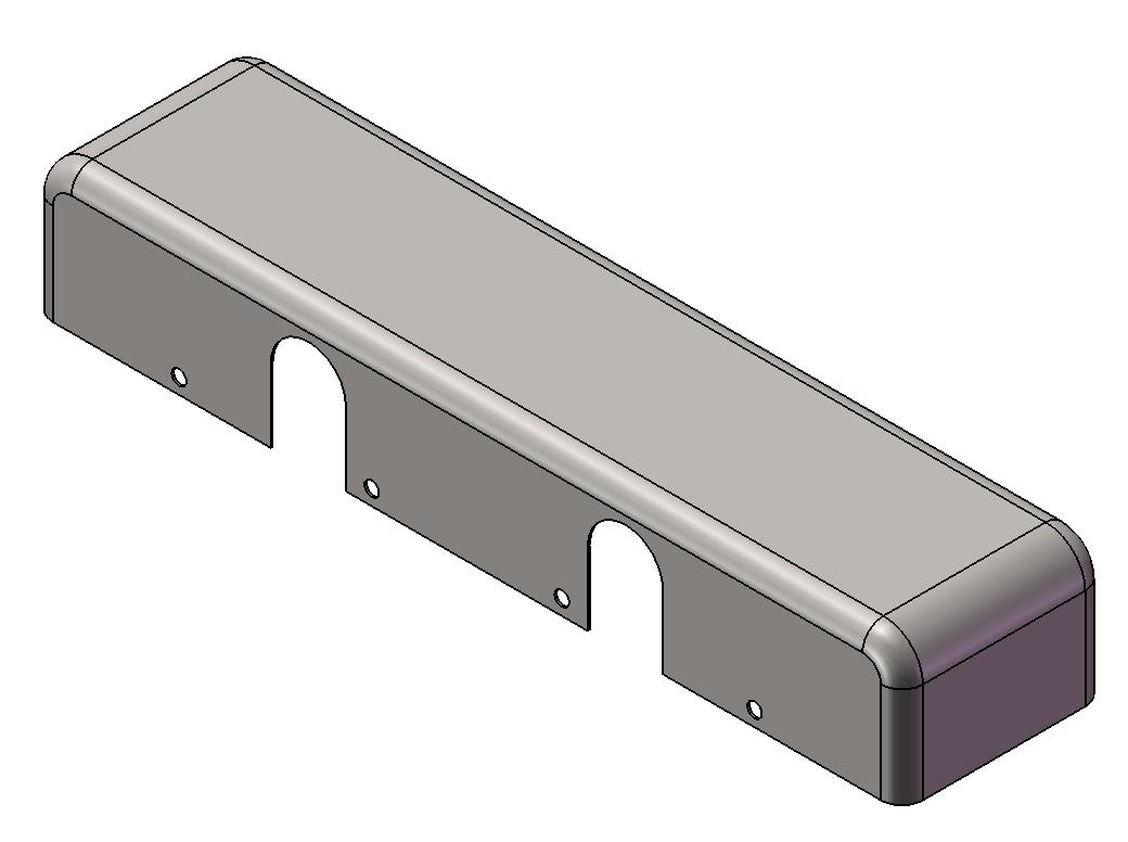 对标多玛款式8616闭门器壳罩 1