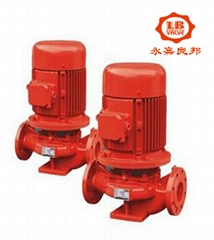 XBD-ISG消防泵消防栓增压泵