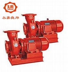 XBD-ISW卧式消防泵消防栓增压泵