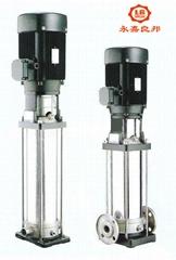 CDLF不锈钢管道多级泵