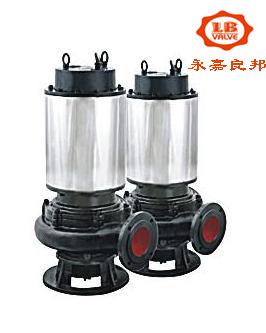 JPWQ、JYWQ系列自动搅匀排污泵 1