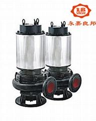 JPWQ、JYWQ系列自动搅匀排污泵