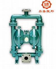 QBY型气动防爆不锈钢隔膜泵