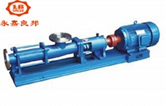 G型单防爆不锈钢螺杆泵