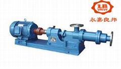 I-1B系列防爆不锈钢螺杆泵(浓浆泵)