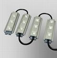 LED Side light Bar with Philips LED UL