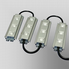 LED Side light Bar with Philips LED UL Listed