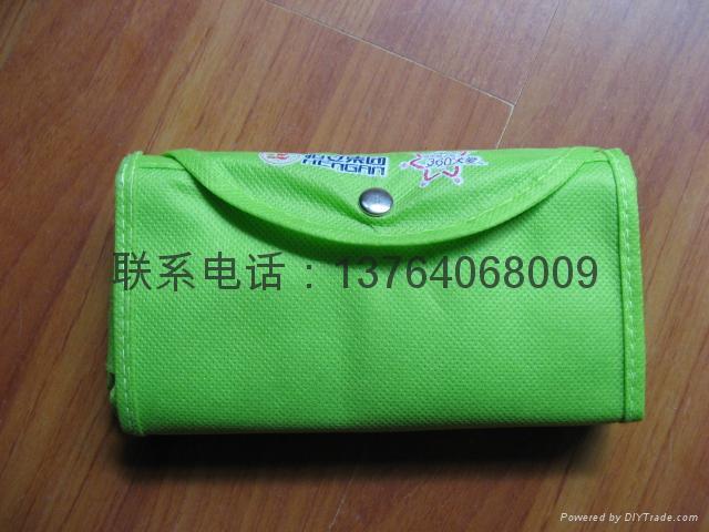 上海无纺布折叠袋 1