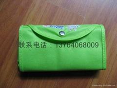 上海無紡布折疊袋