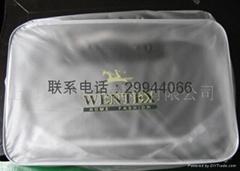上海床上用品PVC包裝袋