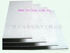 惠華專利防靜電產品 F6611防靜電瓷質地板磚
