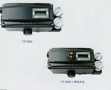 YT-3300系列智能定位器 3