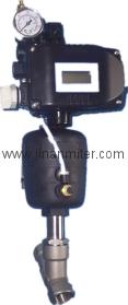 PID氣動調節閥 1
