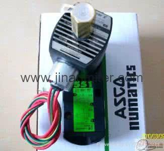 美國ASCO551系列電磁閥 5