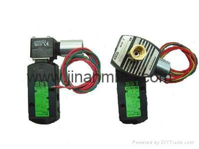 美國ASCO551系列電磁閥 3