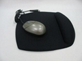 Rectangle shaped Gel mouse pad