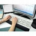 聚氨酯凝胶键盘手托 - GW-KP-BK007 1