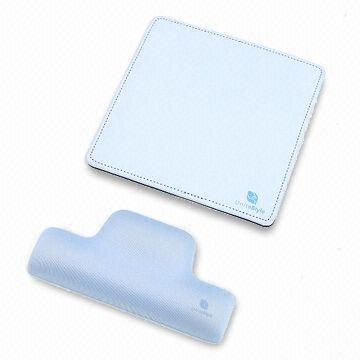 Artificial Leather Mouse Pad - MP-AL-001 1