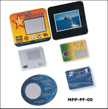 滑鼠垫 - MP-PVC-001 3
