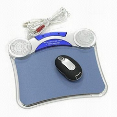 Multifunction Mouse Pad with USB Interface