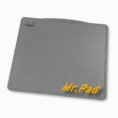 Game Mouse Pad with Rubber Stand