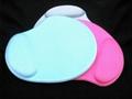Gel Mouse Pad with Wrist Rest - GW-GELBM004-LTR