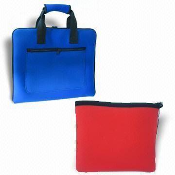 Lightweight Notebook Bag with Front Pocket - GW-NB-001 1