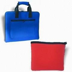 Lightweight Notebook Bag with Front Pocket - GW-NB-001