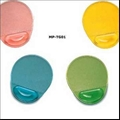 Transparent Gel Mouse Pad with PVC Sheet - GELMP-TG01
