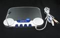 Multi functional USB Hub Music Mouse Pad - MP-USB-C002