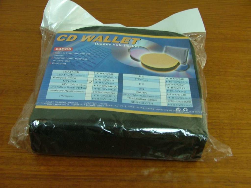 光碟收納套 - GW-CDB-001 3