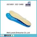 软凝胶天鹅绒鞋垫 - FC-TPE-F002 2