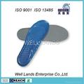 软凝胶天鹅绒鞋垫 - FC-TPE-F002 3