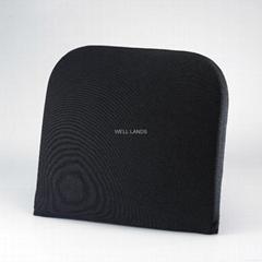 High density memory foam car office lumbar back cushion breathable fabric (Hot Product - 1*)