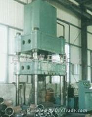 200T四柱液壓機