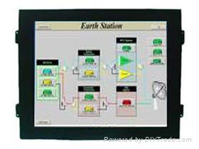 供應工業液晶顯示器 HK121SS-HW 2