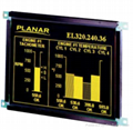 供应工业EL液晶屏:EL640